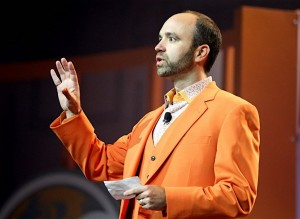 Joe Pulizzi, Content Marketing World, Cleveland